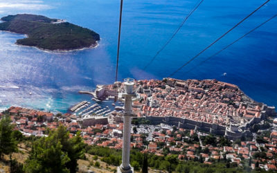 Week 30 – Bonus Video: Dubrovnik Cable Car Ride