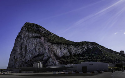 Week 49 -Gibraltar: The Rock, Colorful People, and Monkey Flinging